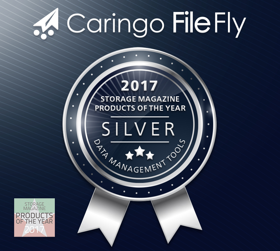 FileFly Product of the Year—Data Management Tools