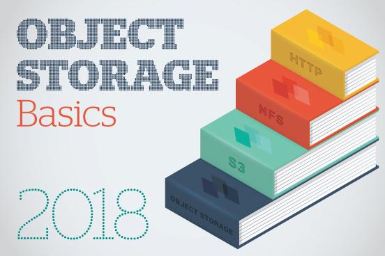 Object Storage Basics 2018