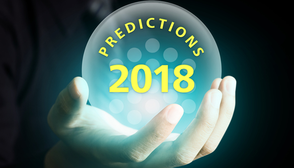 Predictions 2018