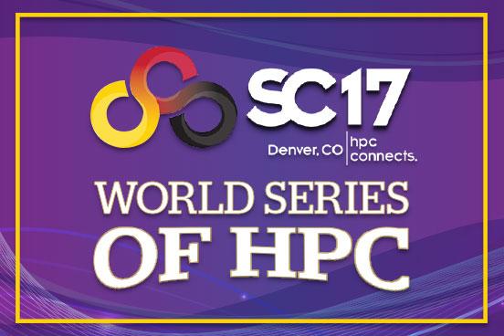 SC17-World Series of HPC