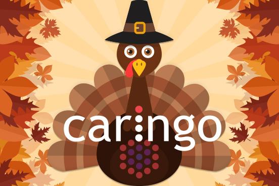 Caringo Thanksgiving
